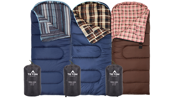 Examples Of Kids Sleeping Bags