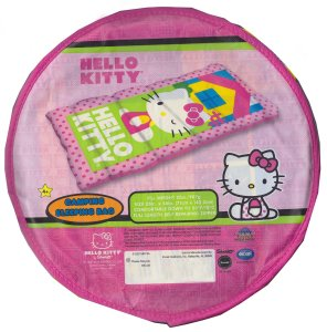 Hello Kitty Youth Sleeping Bag