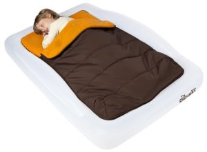 The Shrunks Indoor Sleeping Bag for Shrunks Toddler Travel Bed